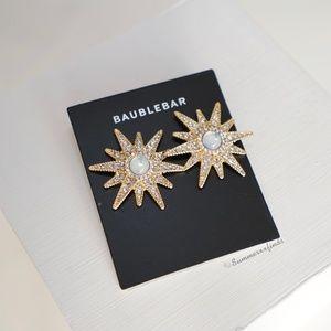 Anthropologie Baublebar Astatine Stud Earrings